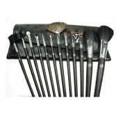 12 pcs Luxury Professional Brush Set with Black case [ARTUROLUDWIG]