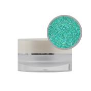 Aqua Glitter Coloured Acrylic Powder Proimpressions