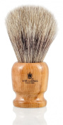 Vie-Long 16256 Grey Badger Hair Shaving Brush