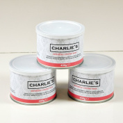 Salon System Charlies Wax Sensitive Crème Wax Buy 2 Get 1 Free Hair Removal 450g X 3