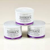 Salon System Charlies Wax Lavander Crème Wax Buy 2 Get 1 Free Hair Removal 450g X 3