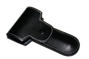 Leather case for safety razor - Elegant leather