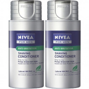 Philips Norelco HS800 Nivea for Men Shaving Conditioner Refill (Pack of 2) by Norelco