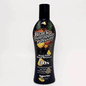 SUPRE TAN BLACK PINEAPPLE PASSION SUNBED LOTION CREAM 235ML DARK BRONZER