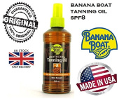 BANANA BOAT PROTECTIVE TANNING OIL SPRAY SPF 8 from sunlight2012
