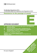 Approved Document E: Resistance to the Passage of Sound