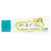 Jack N' Jill Blueberry Toothpaste Natural with Organic Flavouring 50g