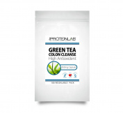 The Protein Lab Green Tea 850mg Capsules detox colon cleanse 30 - 500 pack size