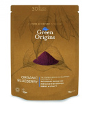 Green Origins Organic Blueberry Powder, Freeze Dried 75g