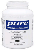 Pure Encapsulations Glucosamine MSM w/Joint Comfort 180vcaps