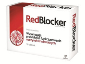 REDBLOCKER - 30 tablets - a dietary supplement ingredients support