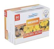 Evening primrose Naturkaps - 60 tablets - helps in maintaining the normal structure of the skin, its flexibility and appearance. In addition, the use of evening primrose oil has a beneficial effect on the symptoms associated with menstrual tension and ..