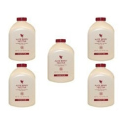 Forever Living Aloe Berry Nectar -- Original 5 x 1000ML