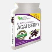 100% Natural Co Super Strength Acai Berry