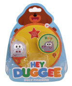 Hey Duggee Roly Figure with Feature Badge