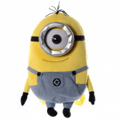 Veka Baby Products-Despicable Me Minions - One Eye Plush Backpack