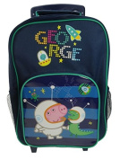 George the Pig Wheeled Bag