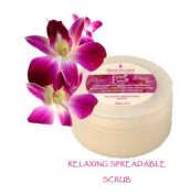 The Sanctuary Spa lomi lomi Convent Garden Relaxing Spreadable Scrub 300ml