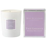 Max Benjamin Scented Candle 190g - True Lavender