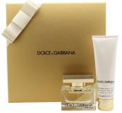 Dolce & Gabbana The One Set Woman Eau De Parfum Spray 30 ml Bodylotion 50 ml