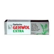 THREE PACKS of Gehwol Foot Cream Extra 75ml