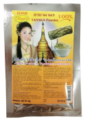 (Pack of 6) TANAKA Powder 100% Herbal Scrub Reduce Blemish and Dark Spot
