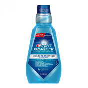Crest pro health mouth wash with refreshing clean mint - 1 ltr
