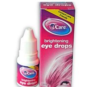Brightening eye drops