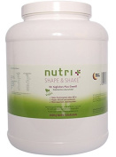 Nutri-Plus Shape & Shake Vegan White Chocolate 2kg - Without aspartame, lactose, cholesterol and lactoprotein