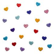 Dress It Up 2898 Micro Hearts Flirt Embellishment for Crafts, Mini
