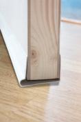 Door Draught Excluder - UK's Number 1 Draught Excluder - Fits doors up to 90cm wide & needs no fixings