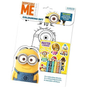 Anker Despicable Me Colouring Set