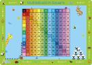 Little Wigwam Multiplication Square Placemat