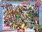 Educa Borras Puzzle Collage of Marvel Heroes