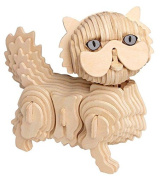 Cat - QUAY Woodcraft Construction Kit FSC