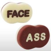 Ass / Face Sponge