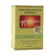 Out of Africa Verbena All Skin Types Pure Shea Butter Bar Soap 120ml