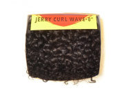 Miss Rola Jerry Curl 1b Off Black,8 Inche 100% Human Hair,100 Grammes