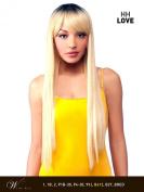 HH LOVE (1 Jet Black) - The Wig 100% Brazilian Human Hair Blend Wig