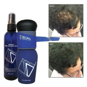 Infinity Hair Fibres for the apperance of THICKER, FULLER for Women & Men in 30 seconds or Less Kit w/ Spray Pump is the #1 Instant Solution for Thinning Hair