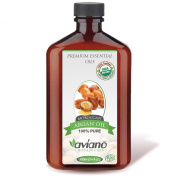 Avíanō Botanicals Argan Oil - 100% Pure & USDA Certified ORGANIC Morrocan Argan Oil - Large 100ml Bottle