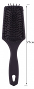 Paddle Cushion Blow Drying Hair Brush, Hair Scalp Massage Comb Tangle Free Brush