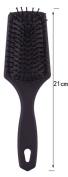 Paddle Cushion Blow Drying Hair Brush, Hair Scalp Massage Comb Tangle Free Brush