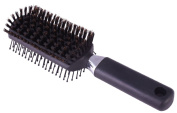 Professional Double Sided Blow Drying Brush, Vent Hair Brush & Boar Bristle Brush