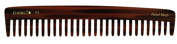 Giorgio Hand Made Flexible Comb 18cm Long Tortoise