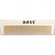 Bass Brushes Pocket Wood Comb. Fine Tooth by Bass Brushes