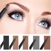 Banggood Pro Waterproof Automatic Womens Eyebrow Pencil Coffee-2#