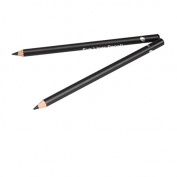 ACE Black Eye Liner Smooth Cosmetic Makeup 2 Pcs Eyeliner Pencil