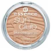 essence sun club shimmer bronzing powder 10 blondes 9g ( by jofalo ) Hot Items