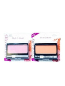 Colormates Blush & Brush- Tawny Peach & Deeptone-2 Total Blushes